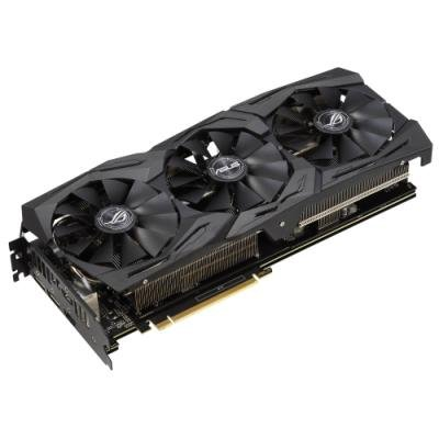 ASUS GeForce ROG-STRIX-RTX2060-O6G-GAMING / 6GB GDDR6 / 2x HDMI / 2x DP / Aktivní