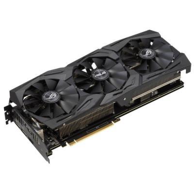 ASUS GeForce ROG-STRIX-RTX2060-A6G-GAMING / 6GB GDDR6 / 2x HDMI / 2x DP / Aktivní