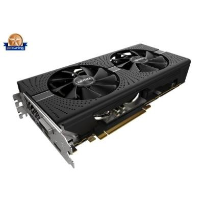 OPRAVENÉ - SAPPHIRE NITRO+ RADEON RX 580 / 8GB GDDR5 / PCI-E / 2x HDMI / DVI-D / 2x DP / active