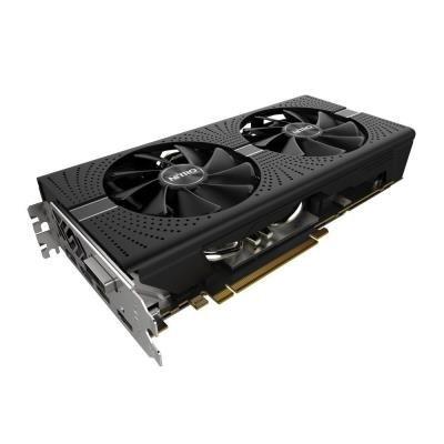 OPRAVENÉ - SAPPHIRE NITRO+ RADEON RX 580 / 4GB GDDR5 / PCI-E / 2x HDMI / DVI-D / 2x DP / active