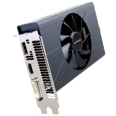 SAPPHIRE PULSE RADEON RX 570 ITX/ 4GB GDDR5 / PCI-E / HDMI / DVI-D / DP / active