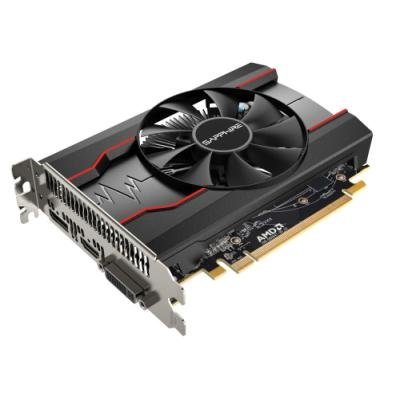 Grafická karta Sapphire Radeon PULSE RX 550 4GB