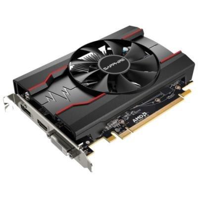 OPRAVENÉ - SAPPHIRE PULSE RADEON RX 550 / 4GB GDDR5 / PCI-E / HDMI / DVI-D / DP / active