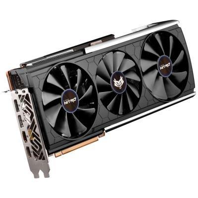 SAPPHIRE RADEON NITRO+ RX 5700 XT 8G OC / 8GB GDDR6 / PCI-E / 2x HDMI / 2x DP