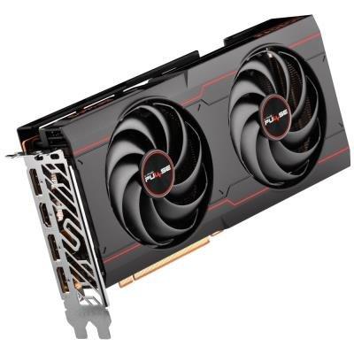 Sapphire Radeon PULSE RX 6600 XT 8GB Gaming OC