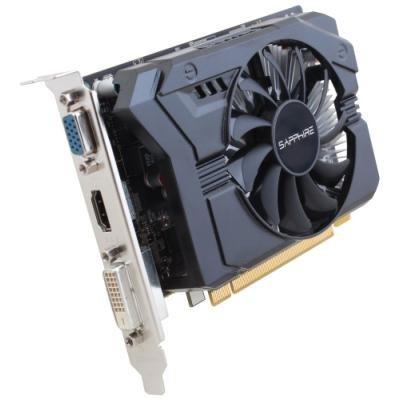 Grafická karta Sapphire Radeon R7 250 2GB