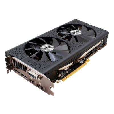 OPRAVENÉ - SAPPHIRE RADEON NITRO+ RX 470 / PCI-E / 4GB GDDR5 / dual HDMI/ DVI-D/ dual DP OC