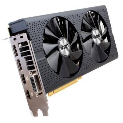 Grafická karta Sapphire Radeon NITRO+ RX 480 4GB