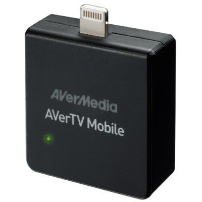 TV tuner AVerMedia AVerTV Mobile iOS