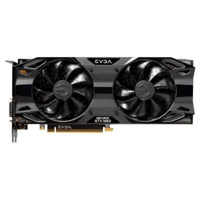 Grafická karta EVGA GeForce GTX 1660 XC Ultra