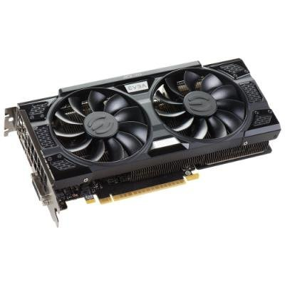 Grafická karta EVGA GeForce GTX 1050 Ti SSC GAMING