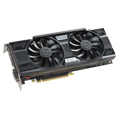 Grafická karta EVGA GeForce GTX 1050 Ti FTW GAMING