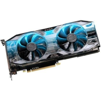 EVGA GeForce RTX 2080 SUPER XC GAMING / 8GB GDDR6 / PCI-E / 3x DP / HDMI / USB Type-C