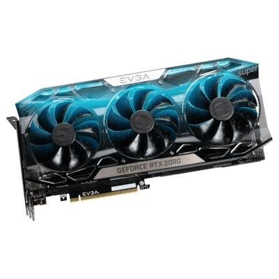 EVGA GeForce RTX 2080 SUPER FTW3 ULTRA GAMING / 8GB GDDR6 /  PCI-E / 3x DP / HDMI / USB Type-C