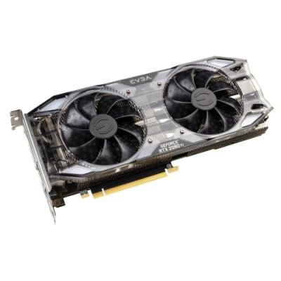 EVGA GeForce RTX 2080 Ti XC GAMING / 11GB GDDR6 / PCI-E / 3x DP / HDMI / USB Type-C