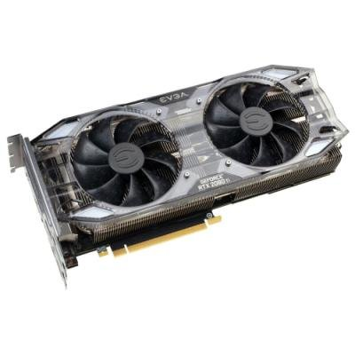 EVGA GeForce RTX 2080 Ti XC ULTRA GAMING / 11GB GDDR6 / PCI-E / 3x DP / HDMI / USB Type-C
