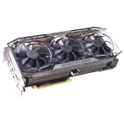 EVGA GeForce RTX 2080 Ti FTW3 ULTRA GAMING iCX2 & RGB LED / 11GB GDDR6 / PCI-E / 3x DP / HDMI / USB Type-C