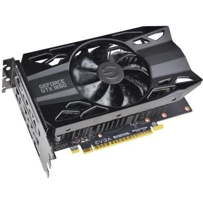 EVGA GeForce GTX 1650 XC GAMING / 4GB GDDR5 / PCI-E / 2xDP / HDMI