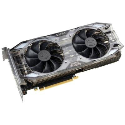 POŠKOZENÝ OBAL - EVGA  GeForce  RTX  2070  XC  ULTRA  GAMING / 8GB  GDDR6 /  PCI-E / 3x DP / HDMI / USB Type-C