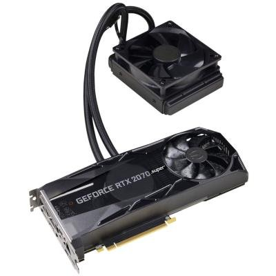 EVGA GeForce RTX 2070 SUPER XC HYBRID GAMING / 8GB  GDDR6 / PCI-E / 3x DP / HDMI / USB Type-C