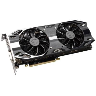 EVGA GeForce RTX 2060 XC ULTRA GAMING / 6GB GAMING / PCI-E / DP / HDMI / DVI-D