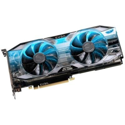 EVGA GeForce RTX 2060 SUPER XC GAMING / 8GB GDDR6 / PCI-E / 3x DP / HDMI / USB Type-C / RGB /