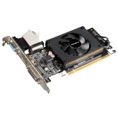 Grafická karta GIGABYTE GeForce GT 710 2GB