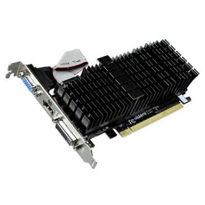 Grafická karta GIGABYTE GeForce GT 710 1GB
