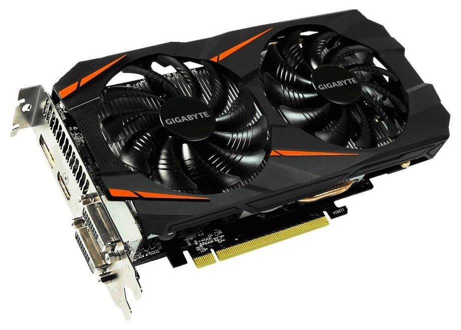 Grafická karta GIGABYTE GeForce GTX 1060 6GB