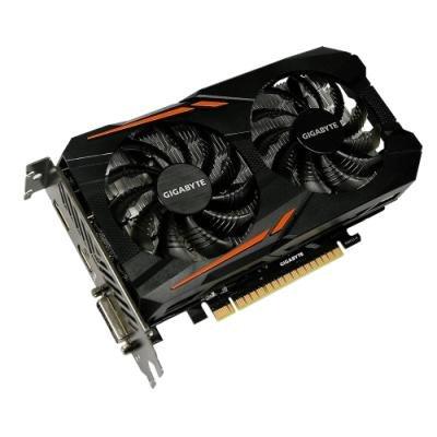 Grafická karta GIGABYTE GeForce GTX 1050 OC 2G
