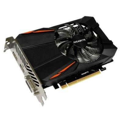 Grafická karta GIGABYTE GeForce GTX 1050 Ti D5 4G
