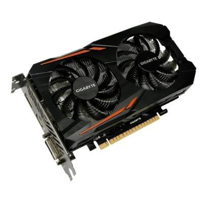 Grafická karta GIGABYTE GeForce GTX 1050 Ti OC 4G