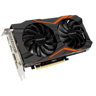 Grafická karta GIGABYTE GeForce GTX 1050 Ti G1 4G