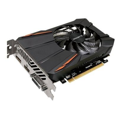 Grafická karta GIGABYTE Radeon RX 560 OC 4GB