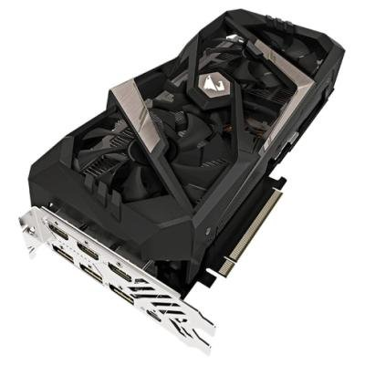 GIGABYTE AORUS GeForce RTX 2070 XTREME 8G / 8GB GDDR6 / PCI-E / 3x HDMI / 3x DP / 1x USB Type-C