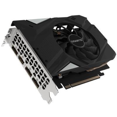 GIGABYTE GeForce GTX 1660 Ti MINI ITX OC 6G / 6GB GDDR6 / PCI-E / 3x DP / 1x HDMI