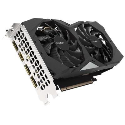 GIGABYTE GeForce GTX 1660 OC 6G / 6GB GDDR5 / PCI-E / 3x DP / 1x HDMI