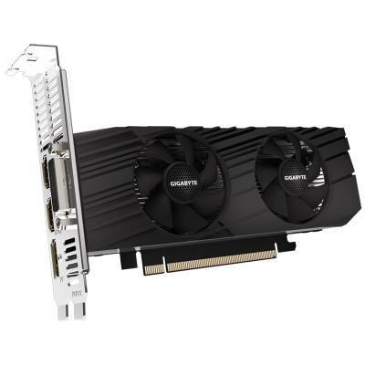 GIGABYTE GeForce GTX 1650 D6 OC Low Profile 4G