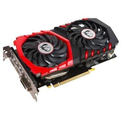 OPRAVENÉ - MSI GeForce GTX 1050 Ti GAMING 4G / PCI-E/ 4GB GDDR5 / DVI / HDMI / DP