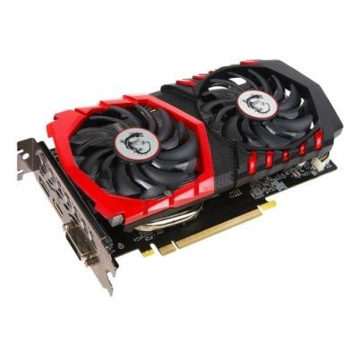 Grafická karta MSI GeForce GTX 1050 Ti GAMING X 4G