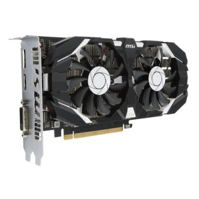 Grafická karta MSI GeForce GTX 1050 2GT OCV1