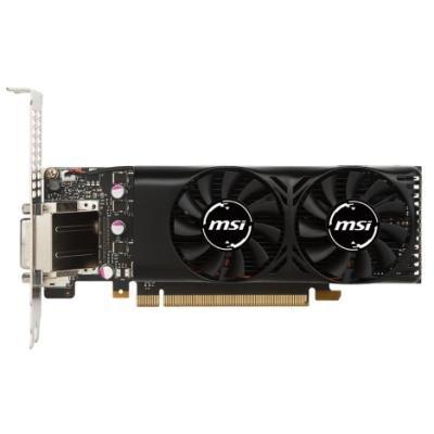 OPRAVENÉ - MSI GeForce GTX 1050 2GT LP/ PCI-E/ 2GB GDDR5 / DVI / HDMI / DP