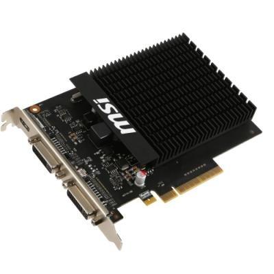 Grafická karta MSI GeForce GT 710 2GB