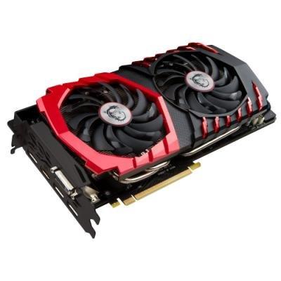 POŠKOZENÝ OBAL - OPRAVENÉ - MSI GeForce GTX 1080 GAMING X / PCI-E / 8192MB GDDR5X / HDMI / DP / DVI / VR Ready
