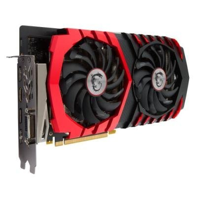 Grafická karta MSI GeForce GTX 1060 GAMING X 6GB