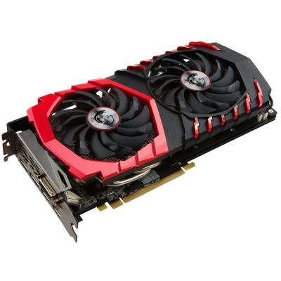 Grafická karta MSI Radeon RX 480 GAMING X 4G