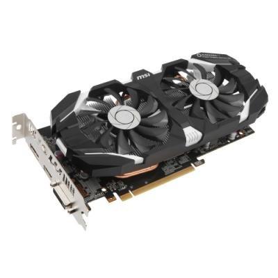 Grafická karta MSI GeForce GTX 1060 6GT OCV1 6GB