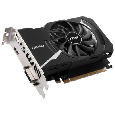 Grafická karta MSI GeForce GT 1030 AERO ITX 2GD4