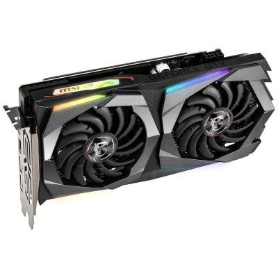 Grafická karta MSI GeForce GTX 1660 Ti GAMING X 6G