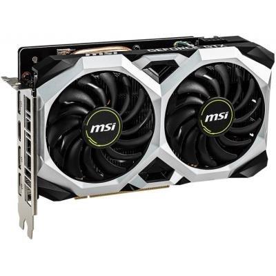 OPRAVENÉ - MSI GeForce GTX 1660 Ti VENTUS XS 6G OC / PCI-E / 6GB DDR6 / HDMI / 3x DP